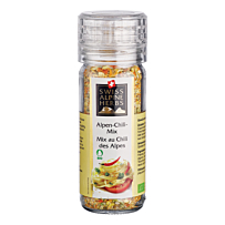 Swiss Alpine Herbs Bio Alpen-Chili Mix 64g