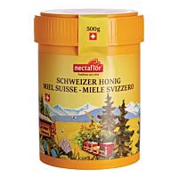 Nectaflor Schweizer Honig kristallin 500g
