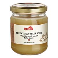 Nectaflor Nordwestchweizer Honig kristallin 250g