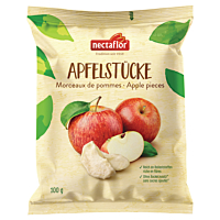Nectaflor Apfelstücke 100g