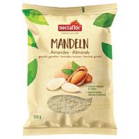 Nectaflor Mandeln weiss, gemahlen 150g
