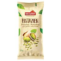 Nectaflor Pistazien grün, gehackt 25g