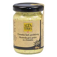 Alta Terra Chasselas-Senf grobkörnig 100g