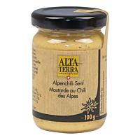 Alta Terra Alpenchili-Senf 100g