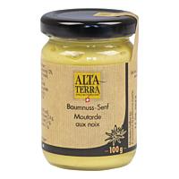 Alta Terra Baumnuss-Senf 100g