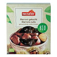 Nectaflor Bio Marroni gekocht 200g