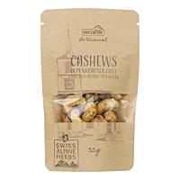 Nectaflor Cashews Alpenkräuter artisanal 35g