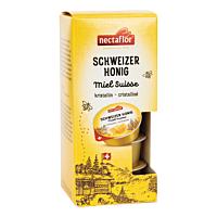 Nectaflor Schweizer Honig kristallin 6x25g