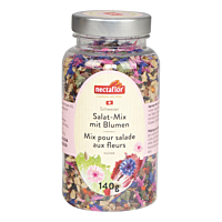 Nectaflor Schweizer Salat-Mix Blumen 140g