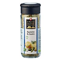 Swiss Alpine Herbs Bio Raclette & Gratin 40g