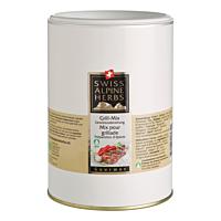 Swiss Alpine Herbs Bio Grill-Mix Nachfülldose 340g