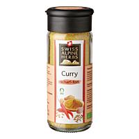 Swiss Alpine Herbs Bio Curry scharf 40g