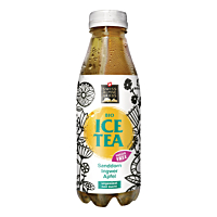 Swiss Alpine Herbs Bio Ice Tea sugarfree Ingwer 50cl