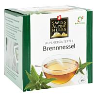 Swiss Alpine Herbs Bio Tee Brennnessel 14x1g