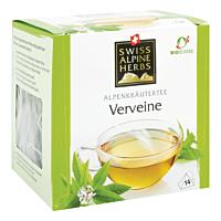 Swiss Alpine Herbs Bio Tee Verveine 14x1g