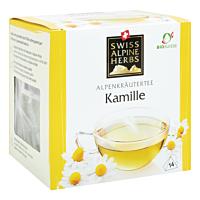 Swiss Alpine Herbs Bio Tee Kamille 14x1g