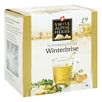 Swiss Alpine Herbs Bio Tee Winterbrise 14x1g
