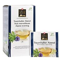 Swiss Alpine Herbs Bio Tee Traumhafter Abend 24x1g