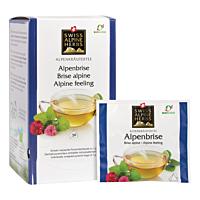 Swiss Alpine Herbs Bio Tee Alpenbrise 24x1g