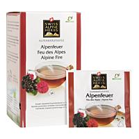 Swiss Alpine Herbs Bio Tee Alpenfeuer 24x1g