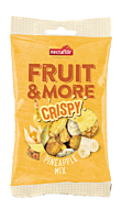 Nectaflor FRUIT & MORE Crispy Pineapple Mix 15g