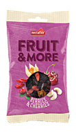 FRUIT & MORE Berries & Cherries 35g