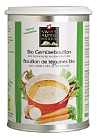 Swiss Alpine Herbs Bio Bouillon de légumes 500g